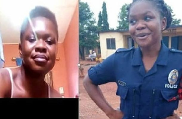 Female police officer details how her 'atopa' tape leaked online