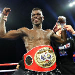 Commey could make title defence on June 28 - Manager