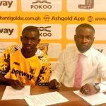 AshantiGold snap up Ivorian defender Ibrahim Kalil Doumbia