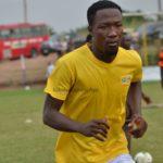 Abass Mohammed pens emotional farewell message to Asante Kotoko