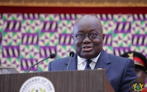 Eric Adjei Writes: Setting The Records Straight…President Akuffo Addo Lies To The People Of Sankore