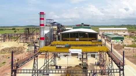 NDC planned to sell Komenda sugar factory