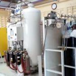 €480,000 oxygen plant commissioned in Accra