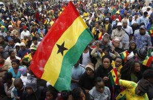 Ghana – To give up or not