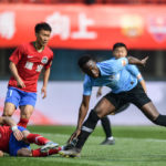 Ghana striker Emmanuel Boateng having a difficult start to life in China