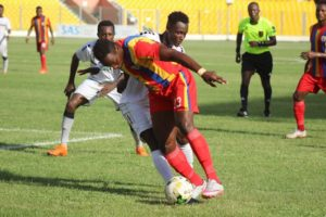 NC Special Competition: Hearts of Oak 2-0 Inter Allies| Match report