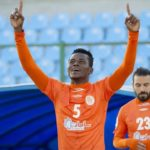Samuel Sarfo earns place in Iranian Football Team of the week
