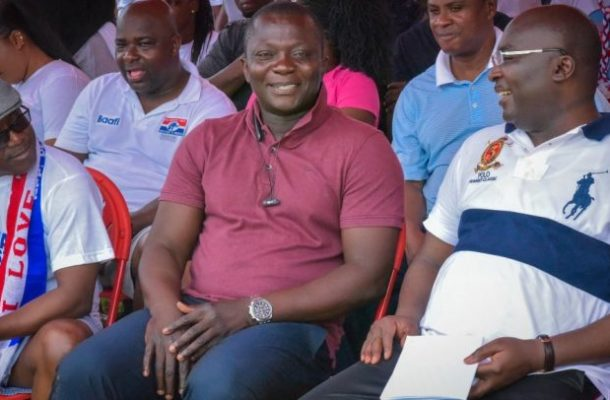 NPP will end illiteracy in Kwahu – Bryan Acheampong