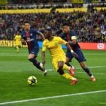 Waris nets 5th league goal as Nantes stun PSG in Ligue 1