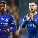 Hudson-Odoi key to Chelsea's future insists Eden Hazard