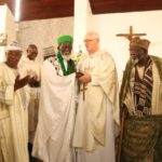 National Chief Imam reveals why he visited Christ the King Catholic Church