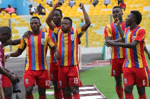 NC Special Cup: Kotoko, Hearts win to end first round on a high
