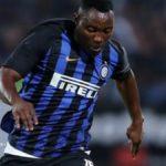 Inter Milan ace Kwadwo Asamoah relishing Champions League place race