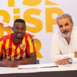 Atletico Madrid midfielder Bernard Mensah set to join Kayserispor on permanent basis