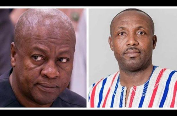 Say no to 'redenominated' Mahama; he has not changed – John Boadu to Ghanaians