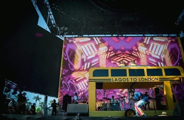 Mr Eazi takes Coachella 2019! Watch highlights of his performance