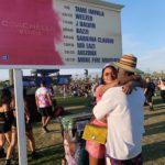 PHOTOS: Mr. Eazi and billionaire heiress girlfriend display love at Coachella