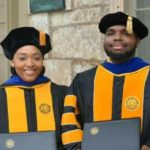 Husband and wife bag PhD in Mathematics same day