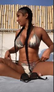 Endowed model Bernice Burgos flaunts her banging bikini body in new sexy photos