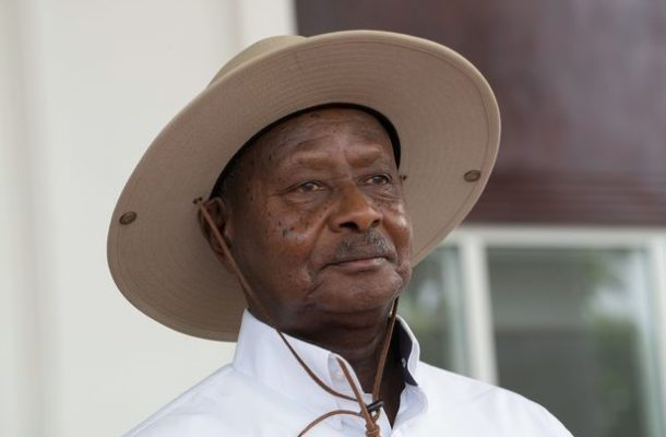 Uganda President set to ban oral sex, insists 'the mouth is for eating'