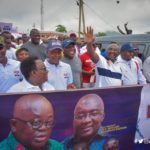 Hypocritical NDC's criticism will not shake us - Bawumia vows