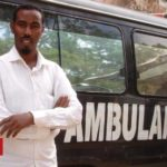'999 hero': The man behind Somalia's free ambulances