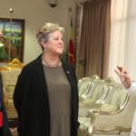 Ivanka Trump in Africa to 'promote women'