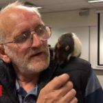 Police reunite lost rat and homeless man