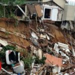 South Africa floods kill dozens