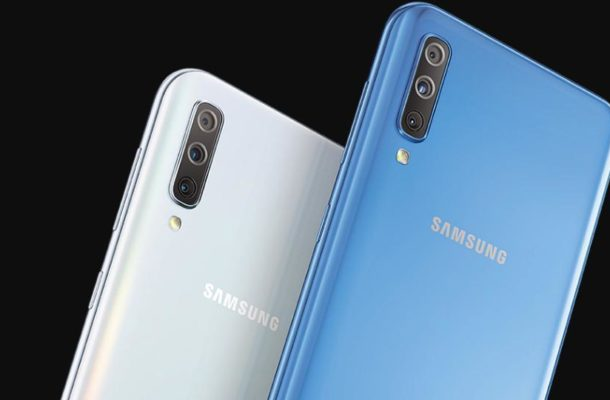 Samsung Galaxy A70 to launch in India next week