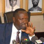 Armah Kofi Buah slams government over power outages