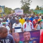 Bawumia lambastes Mahama over Free SHS