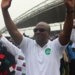 Mahama reveals NDC would abolish luxury vehicles; when re-elected
