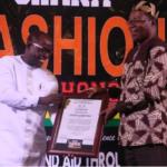 PHOTOS: David Dontoh, Gyedu Blay Ambolley, Others honoured at Ghana Fashion Industry Awards 2019