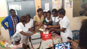 New Tafo hospital need fridge not drone - Ex CPP Chair