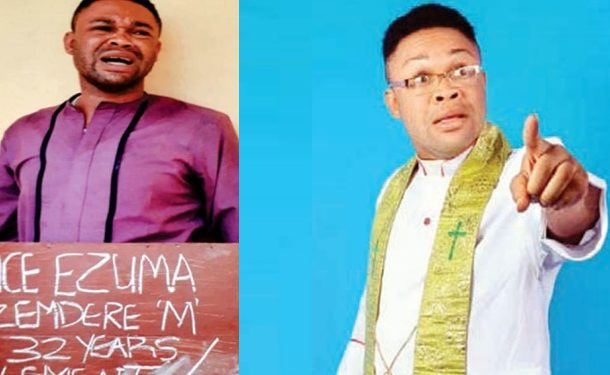 SHOCKER: Pastor accused of infecting minor with HIV attempts to molest suspect in cell