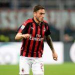 TOTTENHAM keen on AC Milan runner CALABRIA