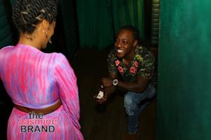 PHOTOS: Ace Hood proposes to long-time girlfriend Shelah Marie