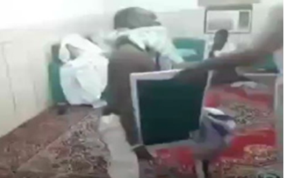 VIDEO: Lady shares disturbing video to warn Africans going to Kuwait for employment