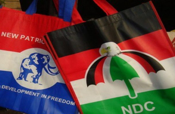 NPP, NDC communicators trade blows LIVE on radio