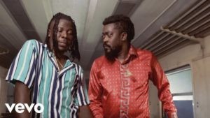 VIDEO: Stonebwoy feat. Beenie Man – Shuga