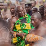 How Otumfuo climaxed the 20th anniversary on the Golden Stool