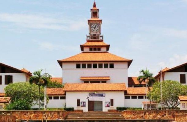 Nat'l Security to STORM University of Ghana campus