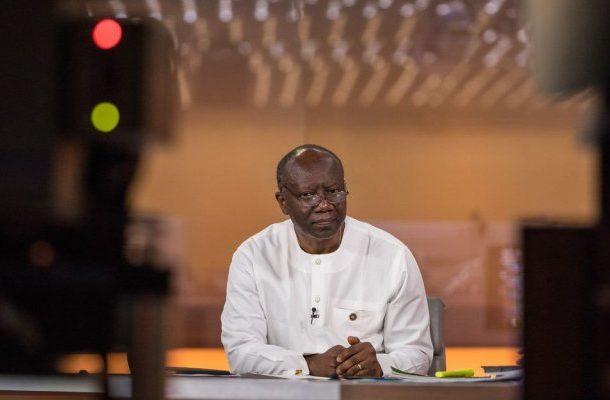 NPP is the most business, people friendly gov't - Ken Ofori-Atta