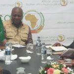 Ex president Mahama leads AU observer team in Malawi Polls