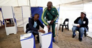 Video: South Africa's electoral commission says ready for poll