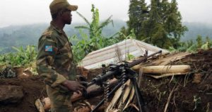 Video: Fighting kills eight in Ebola-hit area of DR Congo
