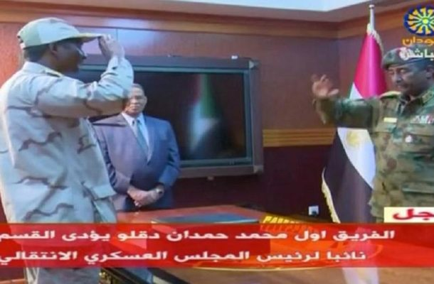 Sudan protest hub: Roadblock removal stalls transition talks