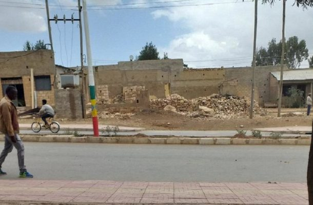Eritrea's border closure cripples key Ethiopia border town