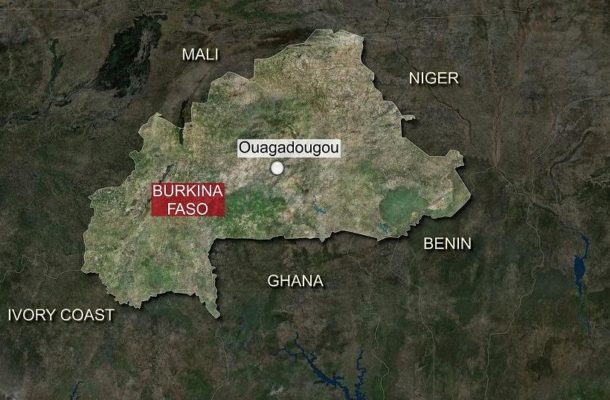 Video: Burkina Faso president vows to defeat extremist groups